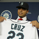 Cruz steps into power-hitting role with Mariners The Associated Press
