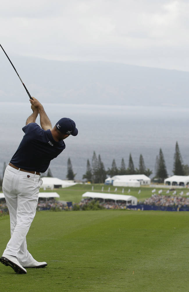 Kapalua a test unlike any other on the PGA Tour