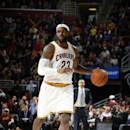 King James commits personal foul with royal touch The Associated Press