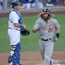 Washington Nationals v Los Angeles Dodgers Getty Images