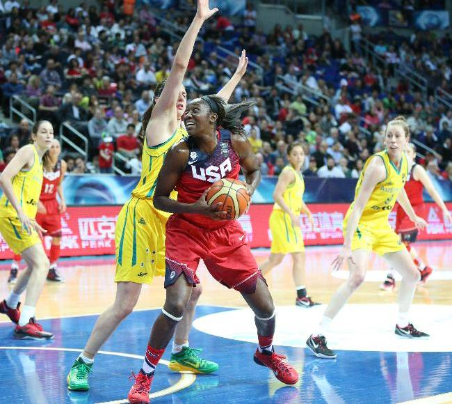 US women beat Aussies 82-70 to reach worlds final