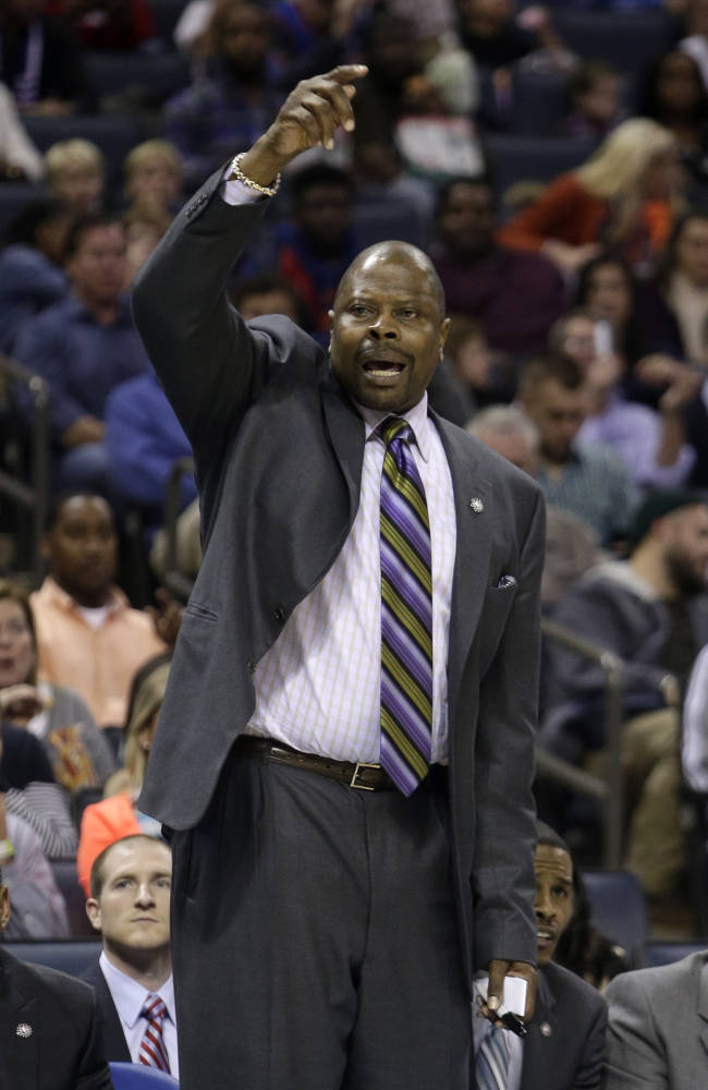 Bobcats coach Clifford returning after heart scare