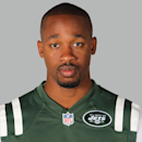 FILE - This is a 2014, file photo showing Dimitri Patterson of the New York Jets NFL football team. The Jets have