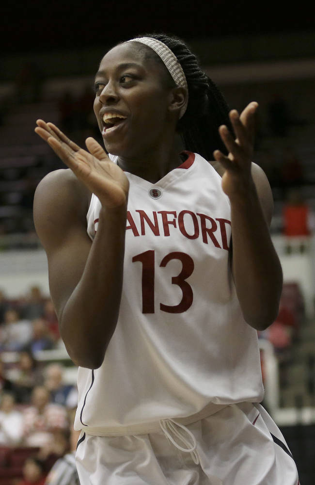 Ogwumike and No. 6 Stanford women beat New Mexico