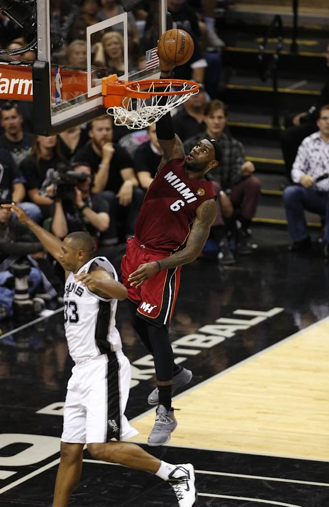 After thrilling finish, Heat, Spurs start up again