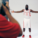 Houston Rockets Media Day Getty Images
