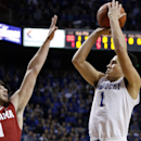 Kentucky's Devin Booker preparing for key role in NCAAs The Associated Press