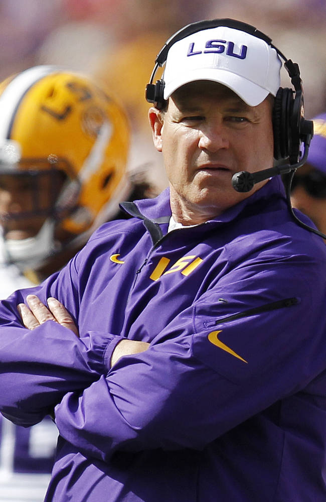 Miles: No. 10 LSU will be ready to rebound at MSU