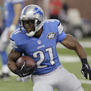 Running back Reggie Bush released by Lions The Associated Press