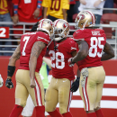 49ers rookies shine in big roles, out of necessity The Associated Press