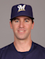 Taylor Green - Milwaukee Brewers
