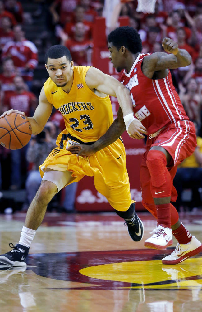 Early and No. 5 Wichita St beat Illinois St 70-55