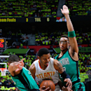 Boston Celtics v Atlanta Hawks - Game One Getty Images