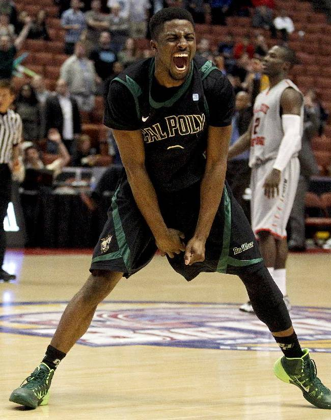 Cal Poly wins Big West Tourney as 7th seed