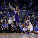 Los Angeles Lakers v Golden State Warriors Getty Images