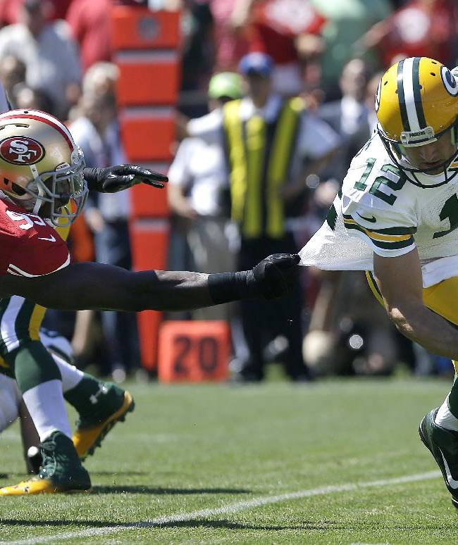 Smith off to another fast start for 49ers