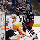 Anisimov's overtime goal lifts Blue Jackets past Flyers, 4-3 The Associated Press