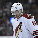 Coyotes avoid arbitration with Boedker, sign 1-year deal The Associated Press