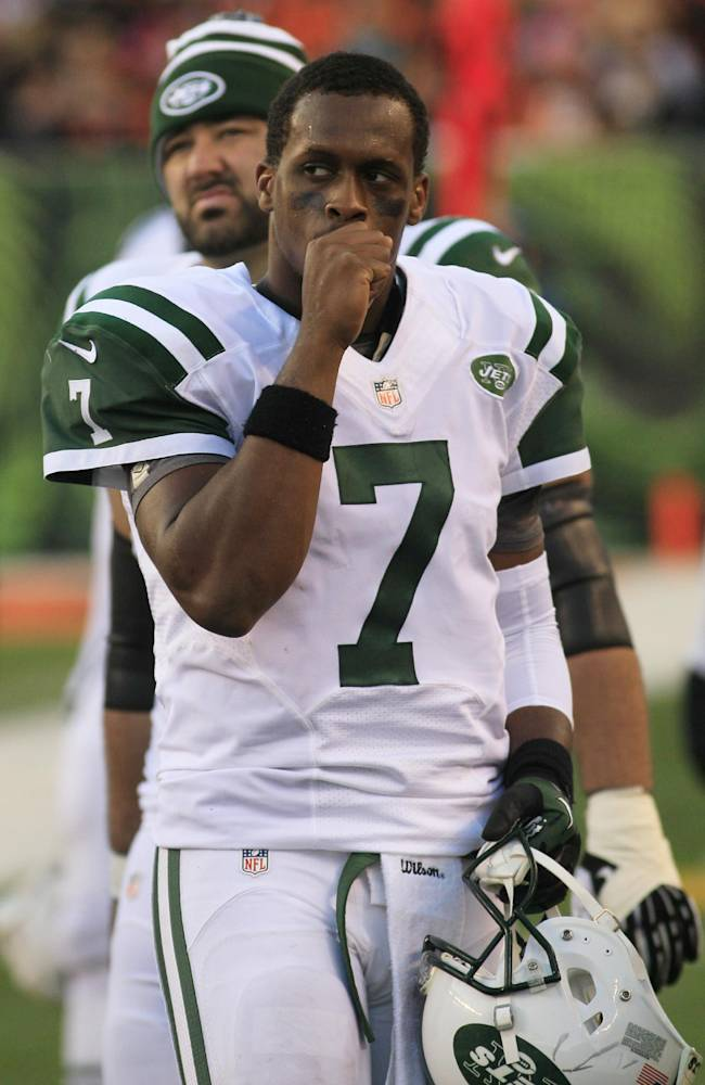 Geno, Jets' offense looking to be more consistent