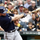 Milwaukee Brewers v Pittsburgh Pirates Getty Images