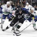 Canucks sign Tanev to 5-year extension The Associated Press