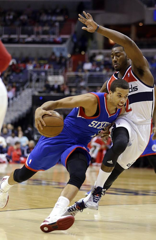 76ers improve to 2-0 with 109-102 win over Wizards