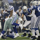 Murray impresses Cowboys playing with broken hand The Associated Press