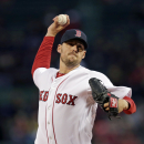 John Lackey sharp again, Red Sox beat Rangers 5-1 The Associated Press