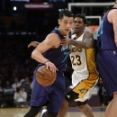 Charlotte Hornets v Los Angeles Lakers Getty Images