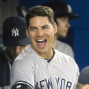 Ellsbury sits with sore ankle The Associated Press