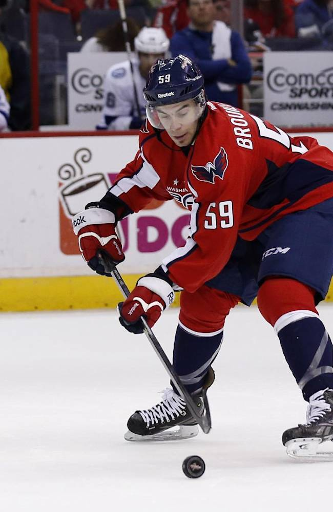 Jets sign Brouillette to one-year deal