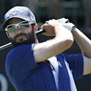 Mar 19, 2017; Orlando, FL, USA; Adam Hadwin hits his drive one the first hole during the final round of the Arnold Palmer Invitational golf tournament at Bay Hill Club & Lodge . Mandatory Credit: Reinhold Matay-USA TODAY Sports