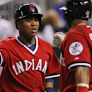 Indians beat Royals 3-2 in 11 innings The Associated Press
