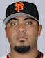 Héctor Sánchez - San Francisco Giants