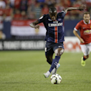 Paris Saint-Germain's Blaise Matuidi plays against Manchester United during International Champions Cup play in Chicago Wednesday, July 29, 2015. (AJ Mast / AP Images for International Champions Cup)