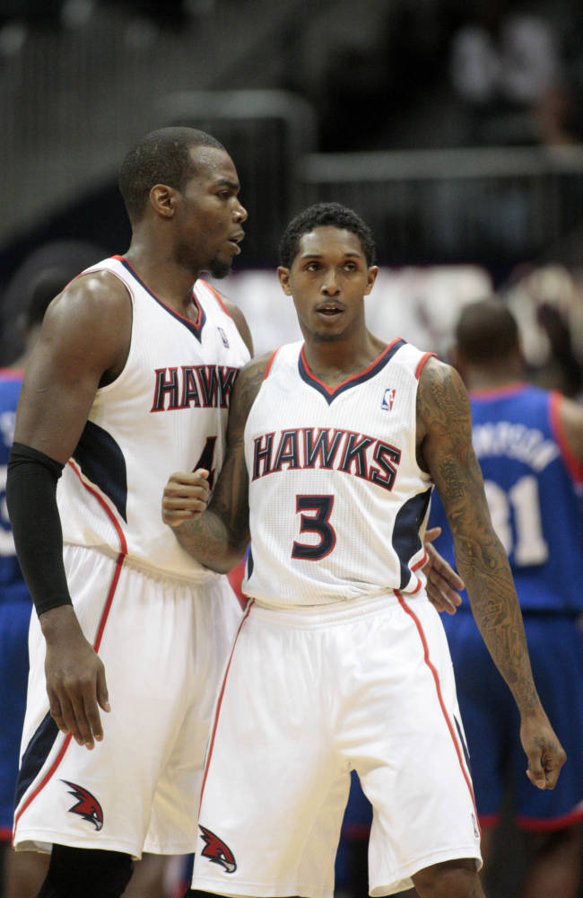 Despite struggles, Hawks cling to 8th playoff spot