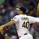 Hammel snaps losing skid, leads A's past Rays 3-0 The Associated Press