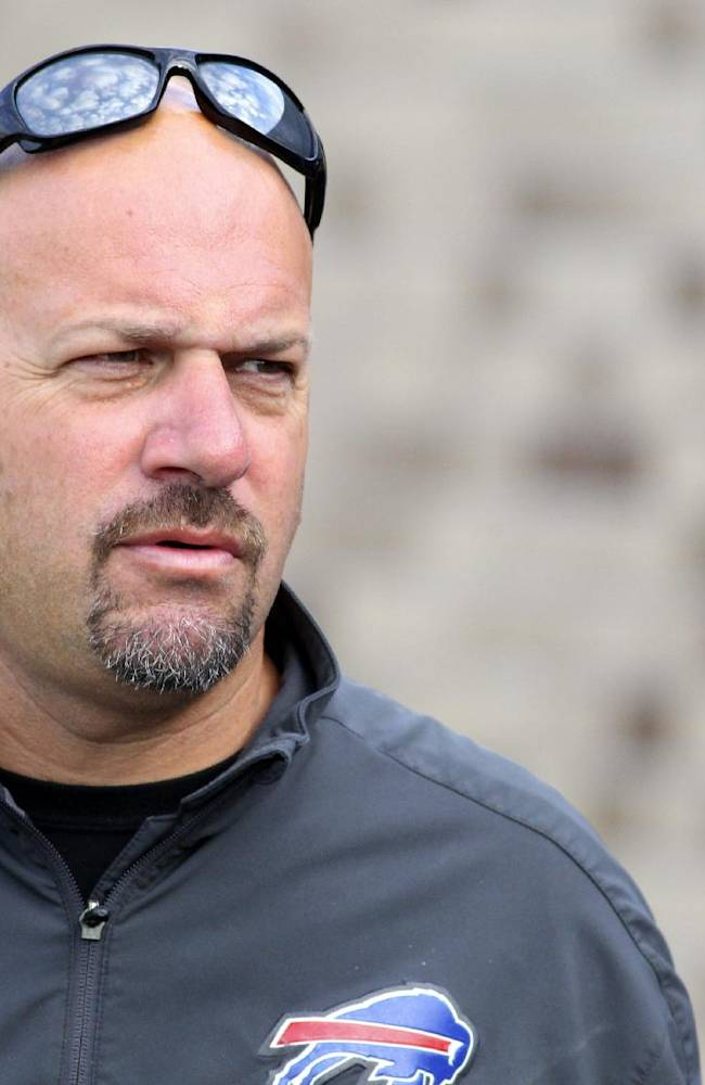 Bills have big hole to fill in replacing Pettine