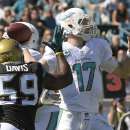 Tannehill happy to be getting tips from Marino The Associated Press