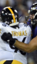 Flacco, Ravens beat Steelers 26-6 without Rice The Associated Press