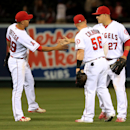 Kansas City Royals v Los Angeles Angels of Anaheim Getty Images