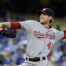 Ross Detwiler will miss next start with oblique strain as Nats mull replacement candidates photo