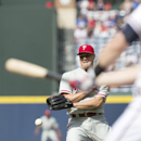 Hamels, 3 Phils relievers combine to no-hit Braves The Associated Press