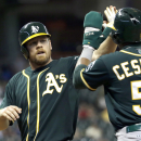 Athletics rally for 6 runs in 9th, beat Astros 7-4 The Associated Press