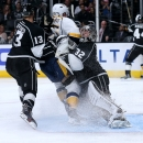 Nashville Predators v Los Angeles Kings Getty Images