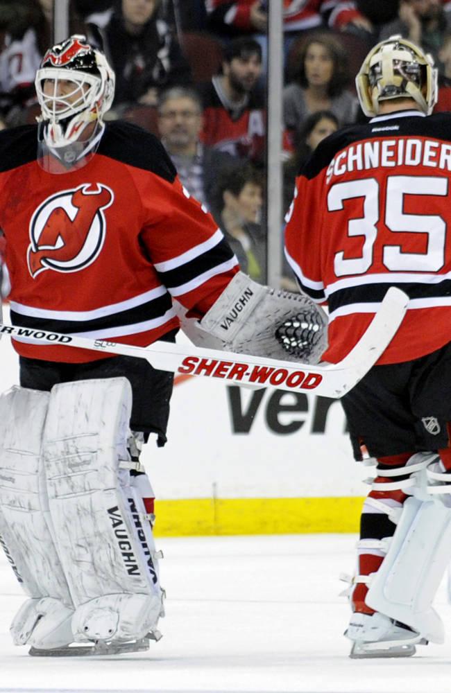 Zajac scores 3 goals, Devils beat Panthers 6-3