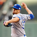 Shields' solid start can't save Royals in Game 5 The Associated Press