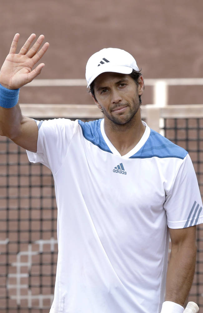 Fernando Verdasco wins US Men's Clay Court