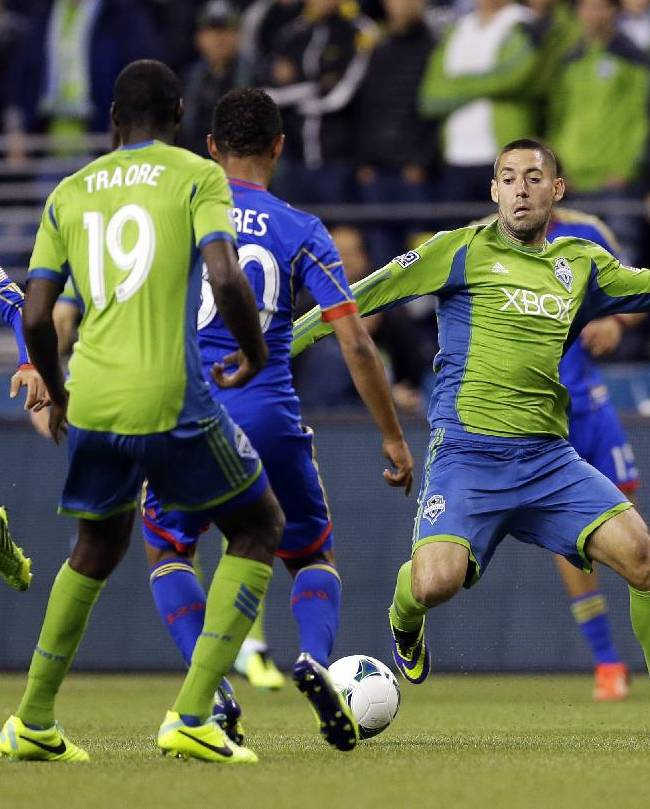 Evans, Johnson lead Sounders over Rapids 2-00