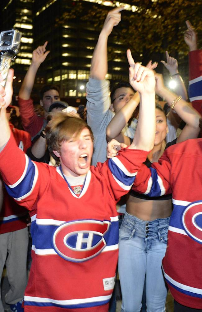 Canadiens beat Bruins 3-1 in Game 7 to advance
